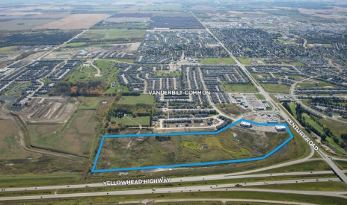 High Traffic Sites in Spruce Grove Attract National Tenants & Local Businesses Main Photo