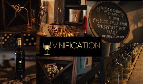 U Vinification - Now Open! Main Photo