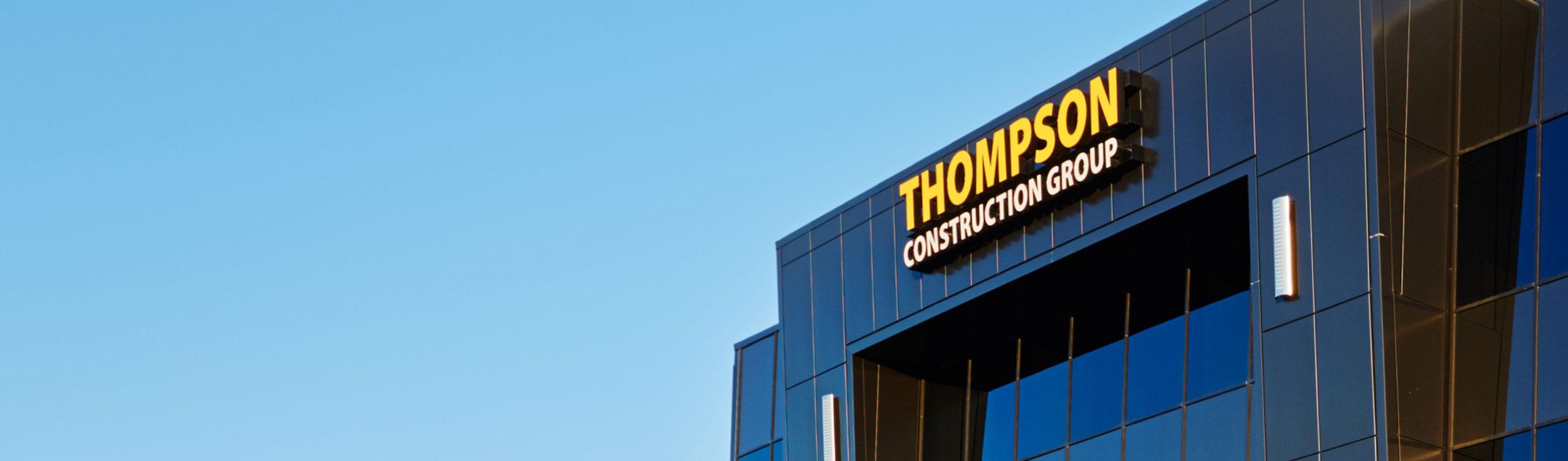 Thompson Construction Group