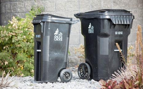 Garbage, Organics, & Recycling Image