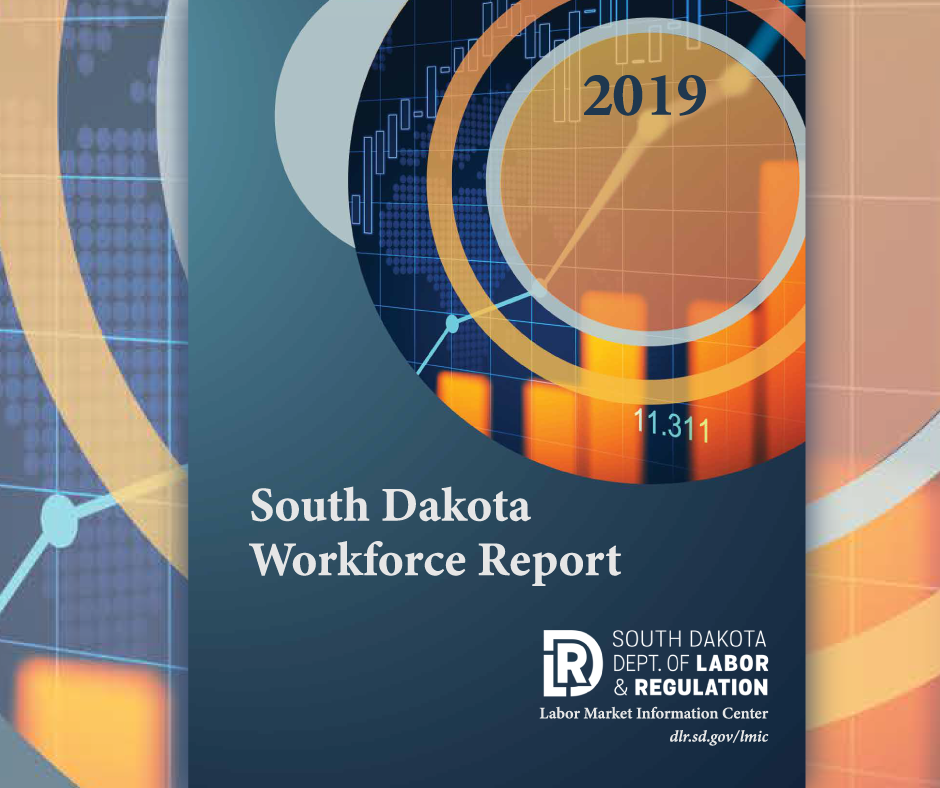 South Dakota Workforce Report for 2019 now available online Main Photo