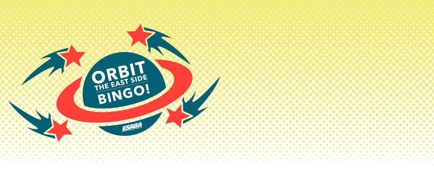 orbit the east side bingo