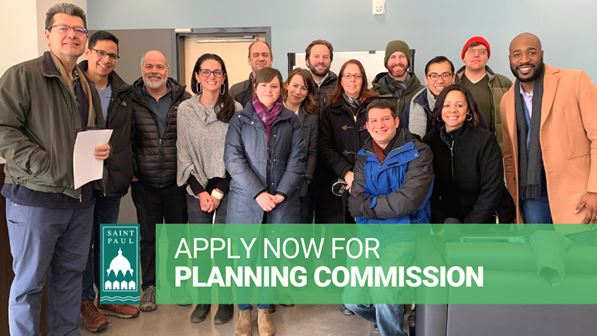 Apply Now for a Planning Commission Main Photo