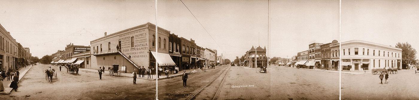 History of Montgomery County, KS