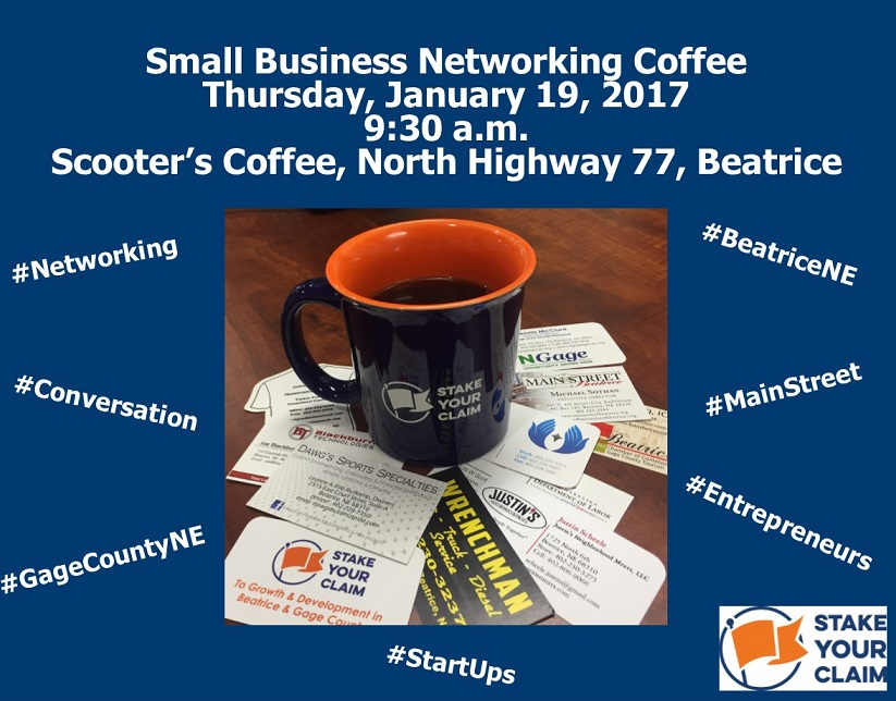 Small Business Networking Coffee and Curb Appeal Webinar Planned for January Main Photo