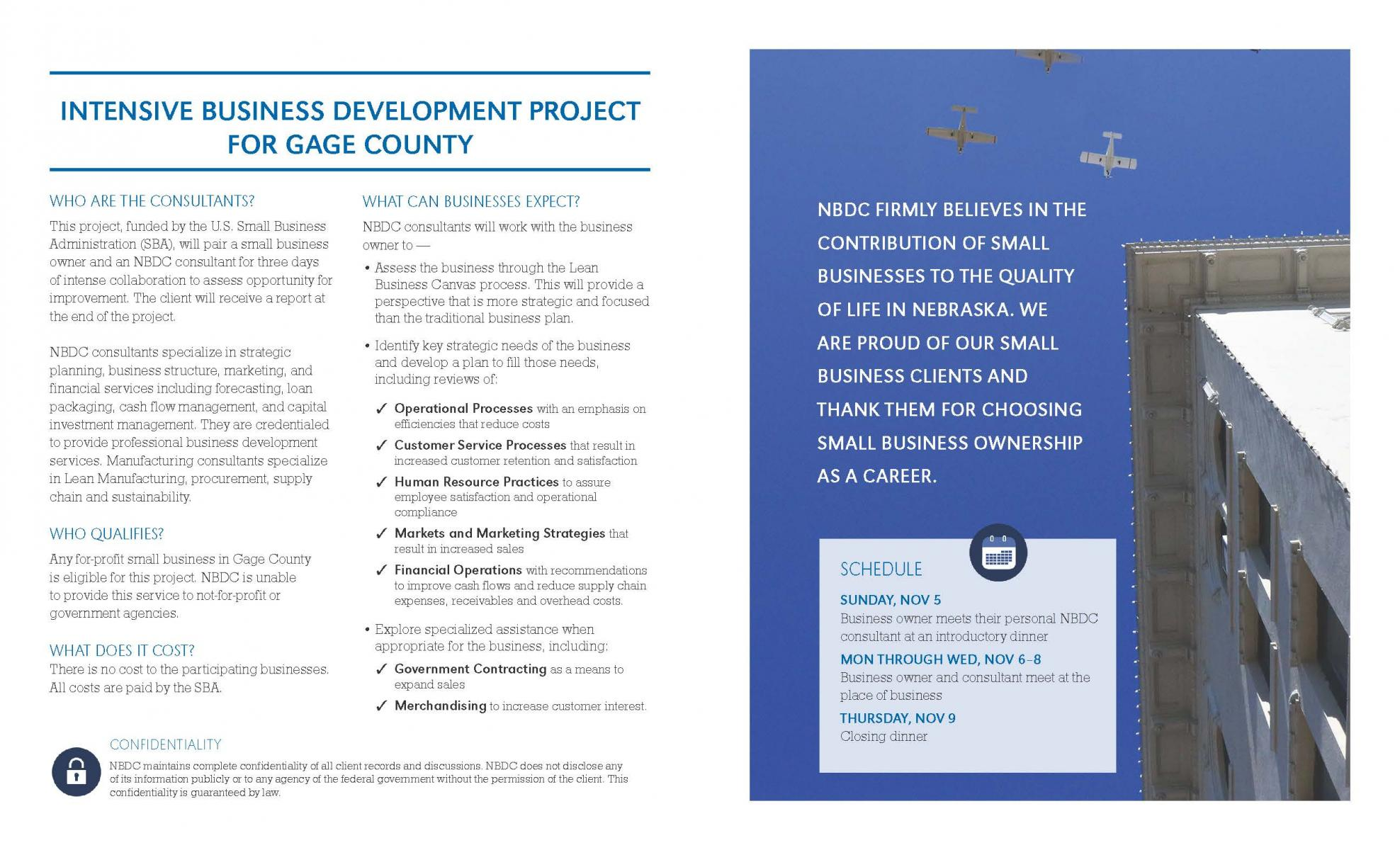 NGage Teaming Up with NBDC for Business Development Project Main Photo
