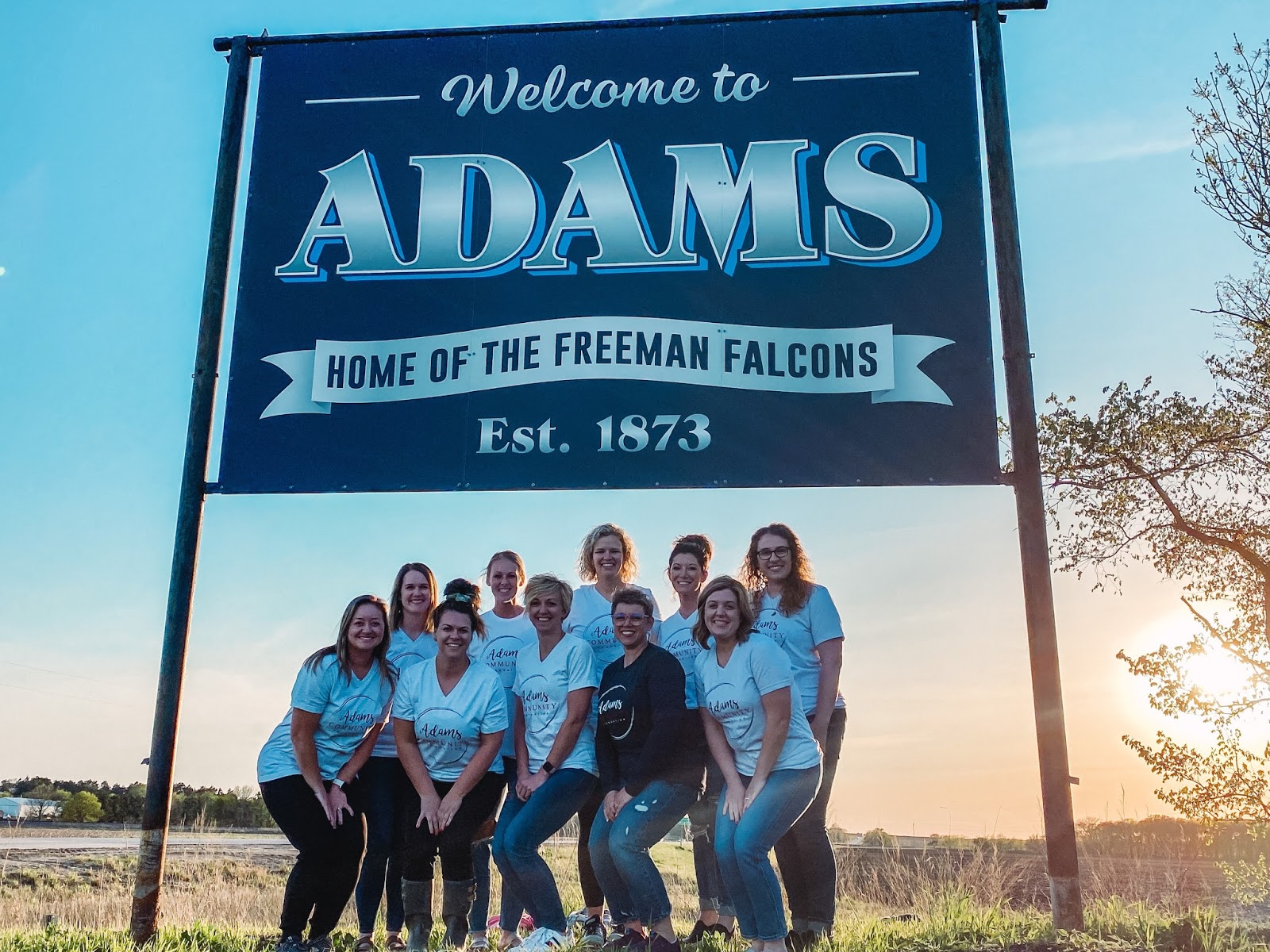 Adams Growth Matched by Sense of Community Main Photo