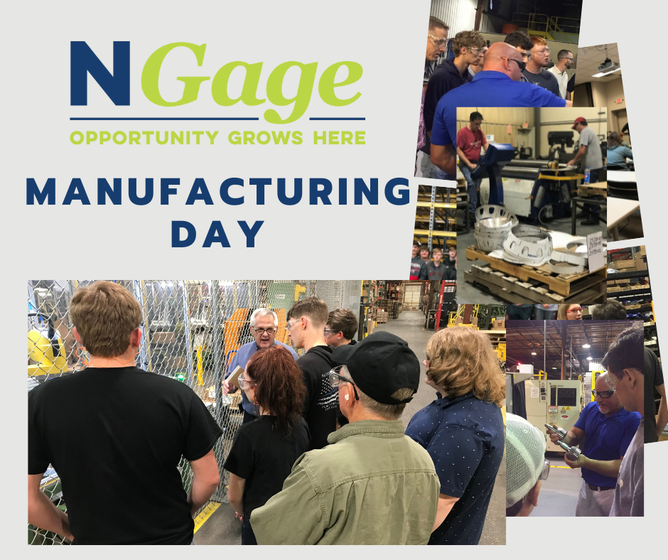 Students touring Beatrice-area businesses on Manufacturing Day Main Photo