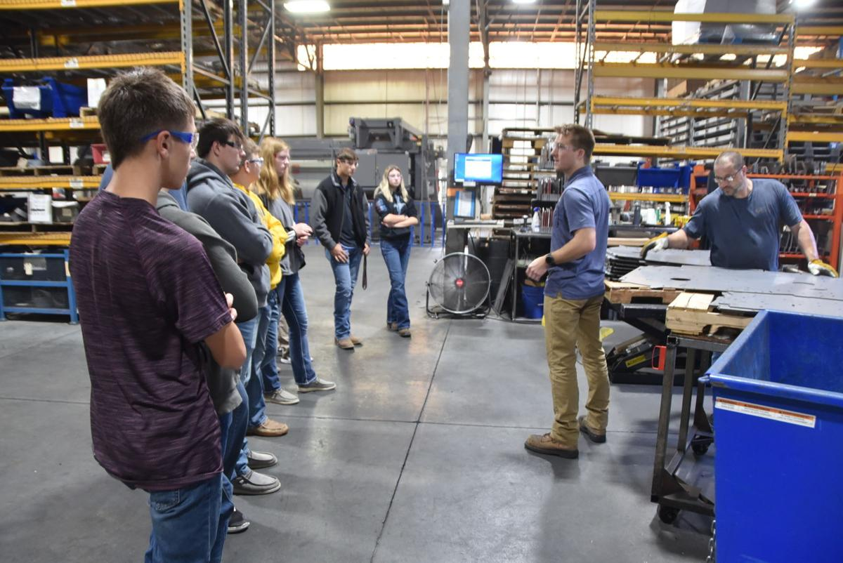 NGage Manufacturing Day sees increase in interest from area students Main Photo