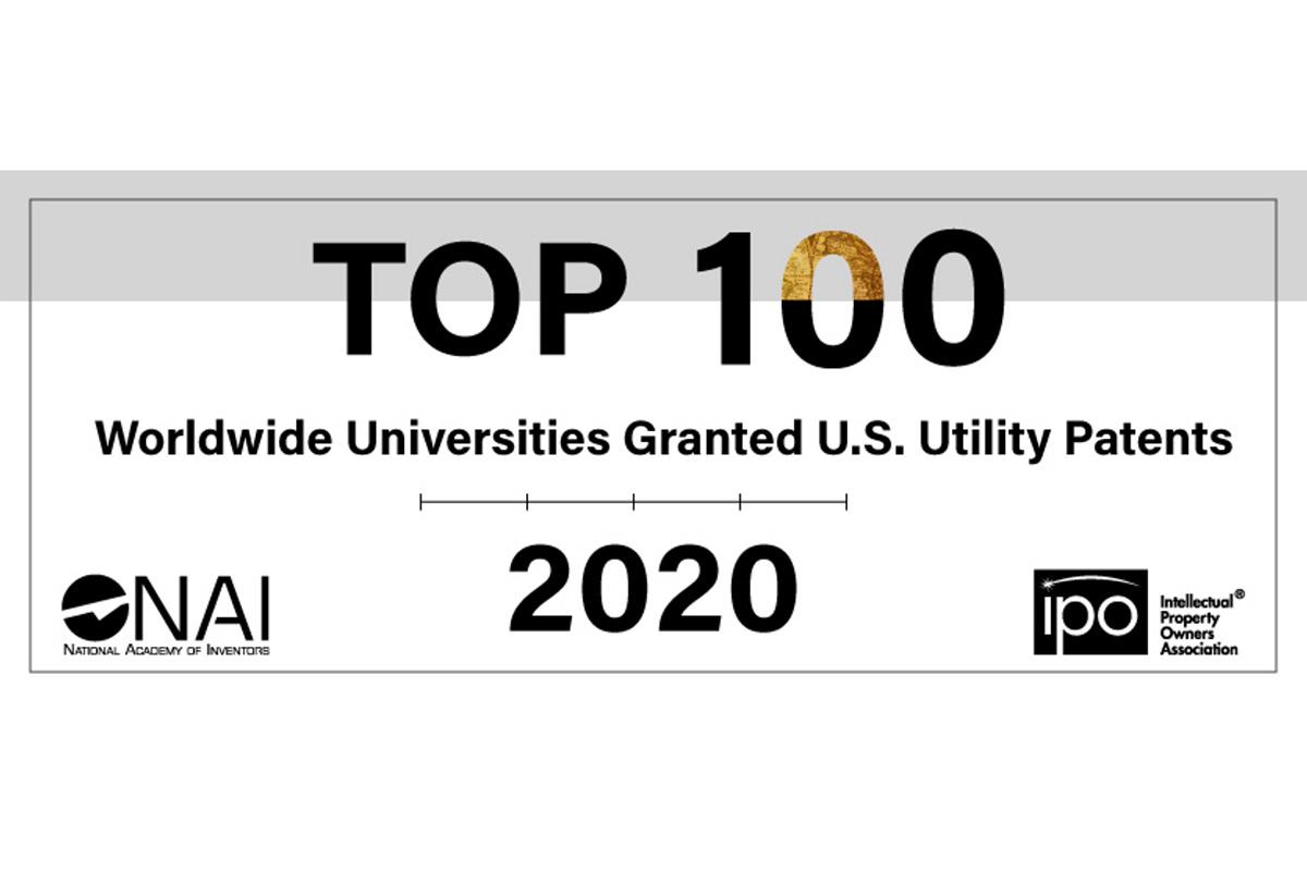 University of Nebraska Cracks Top 100 in U.S. Patent Tally Main Photo