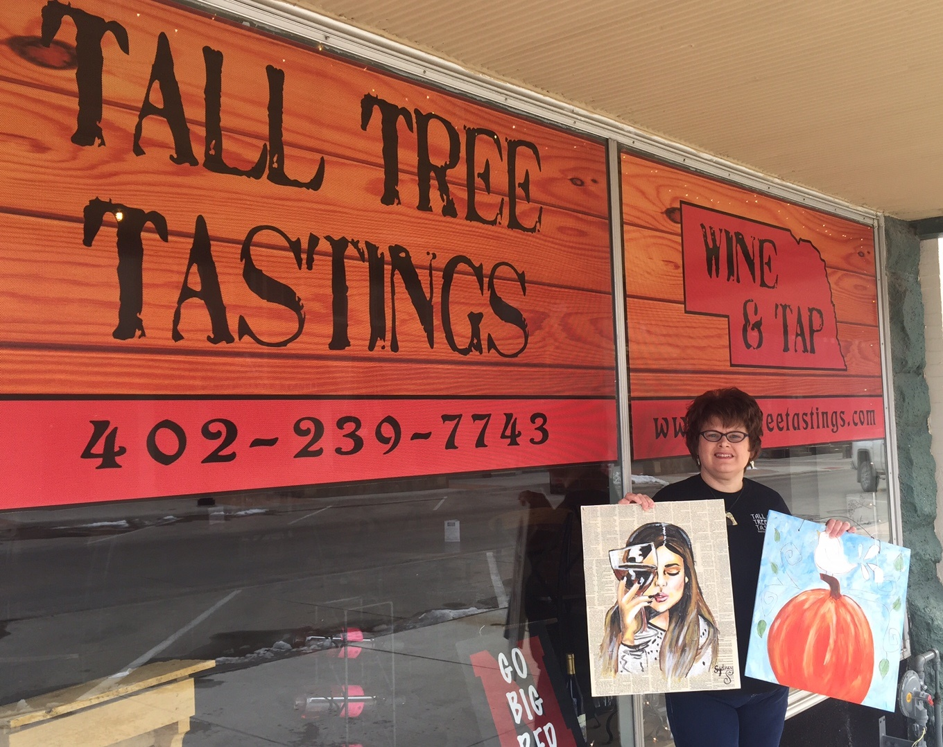 Tall Tree Tastings - A New Business & Success Story Main Photo