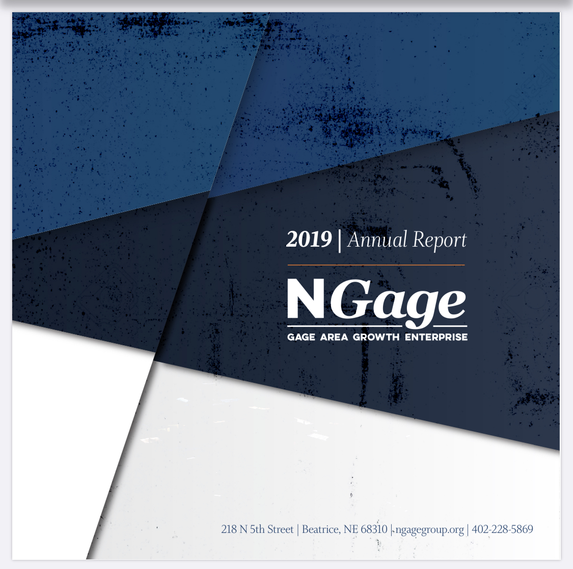 Thumbnail Image For NGage 2019 Annual Report - Click Here To See