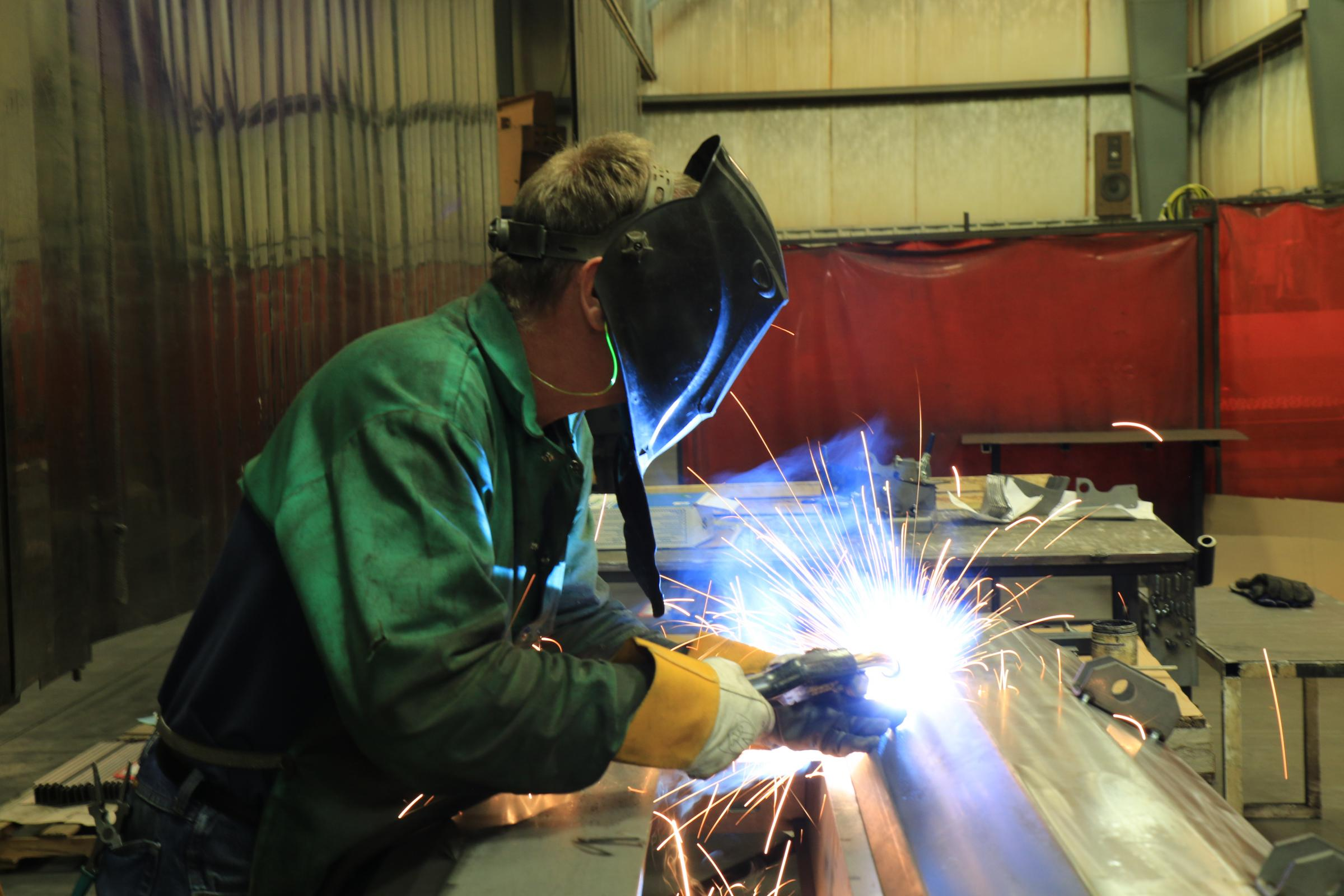 Gage County Manufacturing Month Highlighted Our Strength as a County Photo - Click Here to See