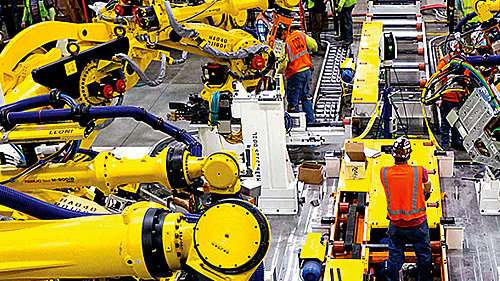 Auto Industry Is Betting on Sustainability Main Photo