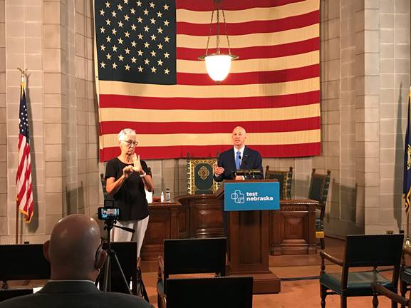 Gov. Ricketts Announces 2020 Developing Youth Talent Initiative Grant Winners Main Photo