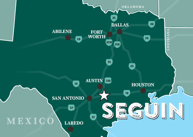 Seguin Tx Economic Development